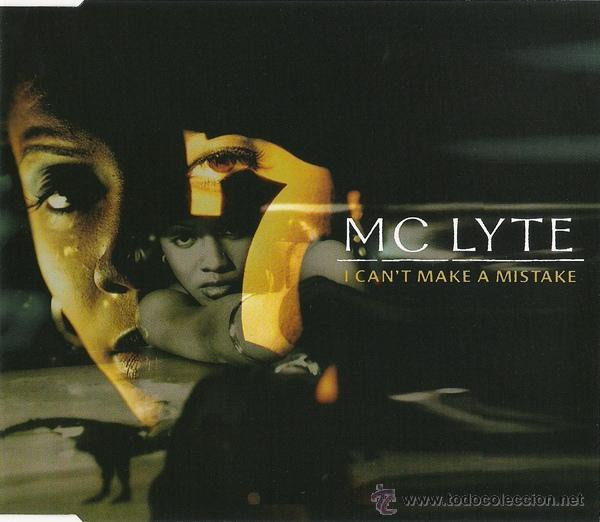 MC LYTE - I CAN'T MAKE A MISTAKE (CD, MAXI) PRECINTADO (Música - CD's Hip hop)