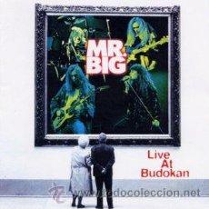 CDs de Música: MR. BIG - LIVE AT BUDOKAN (CD, ALBUM). Lote 54683232