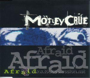 MÖTLEY CRÜE - AFRAID (CD, MAXI) PRECINTADO (Música - CD's Heavy Metal)