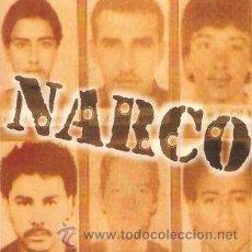 CDs de Música: NARCO - DJ MUERTO (CD, SINGLE) PRECINTADO. Lote 54684475