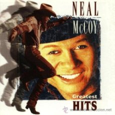 CDs de Música: NEAL MCCOY - GREATEST HITS (CD, COMP). Lote 54684625