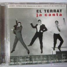 CDs de Música: CD EL TERRAT JA CANTA ANDREU BUENAFUENTE RADIO BARCELONA TELEVISIO DE CATALUNYA AÑO 1998. Lote 54687278