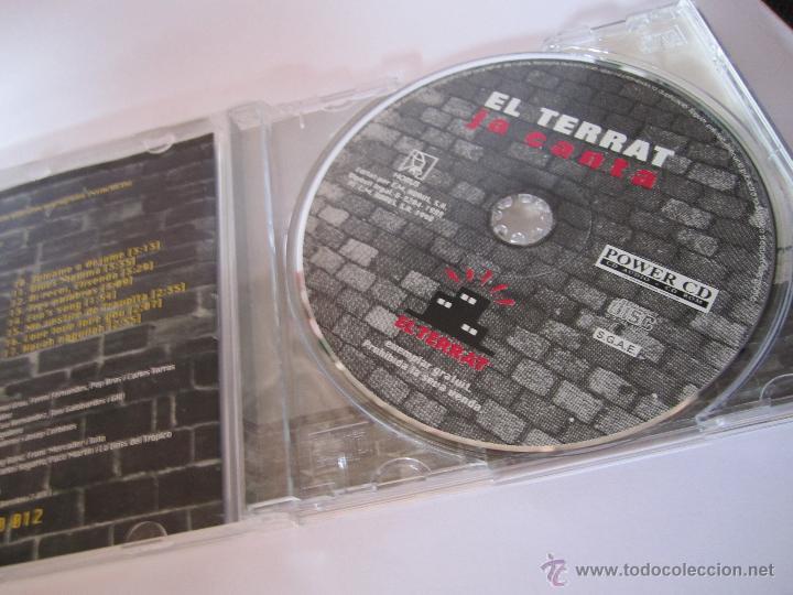 CDs de Música: cd el terrat ja canta andreu buenafuente radio barcelona televisio de catalunya año 1998 - Foto 2 - 54687278