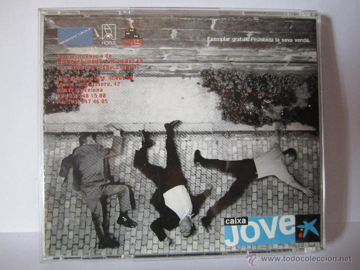 CDs de Música: cd el terrat ja canta andreu buenafuente radio barcelona televisio de catalunya año 1998 - Foto 4 - 54687278