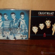 CDs de Música: CAUTIGHT IN THE ACT - FOREVER FRIENDS - CD. Lote 54688345