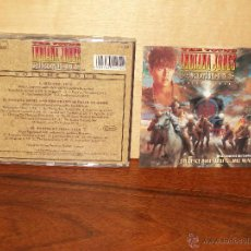 CDs de Música: THE YOUNG INDIANA JONES CHRONICLES VOLUMEN FOUR - BSO SERIE TELEVISION - LAURENCE ROSENTHAL AND. Lote 54695672
