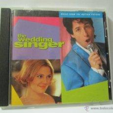 CDs de Música: CD BANDA SONORA WENDDING SINGER EL CHICO IDEAL AÑO 1998 DAVID BOWIE THE POLICE NEW ORDER BILLY IDOL. Lote 54700657