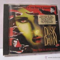 CDs de Música: CD BANDA SONORA ABIERTO HASTA EL AMANECER FRO DUSK TILL DAWN AÑO 1996 ZZ TOP TITO&TARANTULA. Lote 54700684