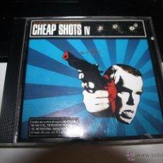 CDs de Música: CHEAP SHOTS IV-VARIOS.CD. HARDCORE-PUNK.. Lote 54704559