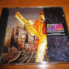 CDs de Música: AKIRA BANDA SONORA ORIGINAL CD ALBUM AÑO 1991 HECHO EN WEST GERMANY MUSICA GEINOH YAMASHIROGUMI . Lote 54710536