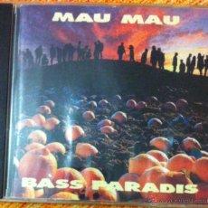 CDs de Música: MAU MAU. BASS PARADIS. VOX POP. 1994. Lote 54712413