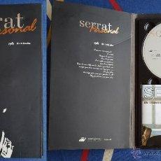 CDs de Música: SERRAT PERSONAL 1981 CD MUSICA - EN TRANSITO. Lote 54717462