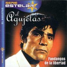 CDs de Música: EL AGUJETAS - FANDANGOS DE LA LIBERTAD - CD SONY 2000. Lote 54736220