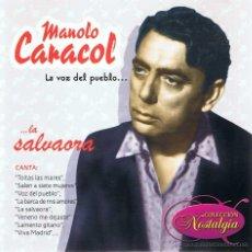CDs de Música: MANOLO CARACOL - LA SALVAORA - EMI 2006. Lote 54743650