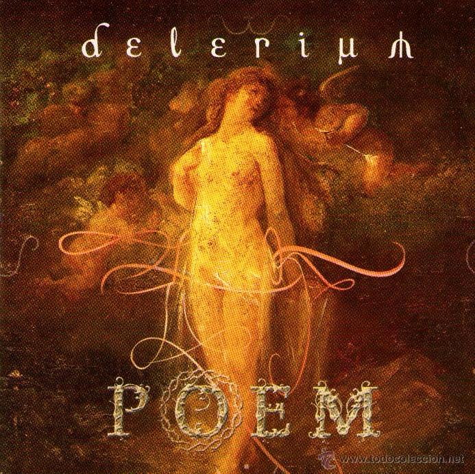 DOBLE CD ALBUM: DELIRIUM - POEM - 15 TRACKS - NETTWERK - AÑO 2001 (Música - CD's World Music)