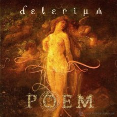 CDs de Música: DOBLE CD ALBUM: DELIRIUM - POEM - 15 TRACKS - NETTWERK 2001. Lote 54760791