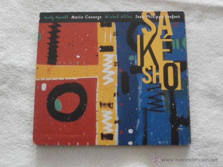 SAKESHO CD HEADS (2002) GRUPO RARITE DE FRANCE....DIFICIL -AMANTES DE RAREZAS. (Música - CD's Jazz, Blues, Soul y Gospel)