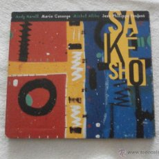 CDs de Música: SAKESHO CD HEADS (2002) GRUPO RARITE DE FRANCE....DIFICIL -AMANTES DE RAREZAS.. Lote 54763344