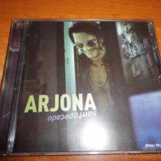 CDs de Música: RICARDO ARJONA SANTO PECADO CD ALBUM DEL AÑO 2002 CONTIENE 14 TEMAS EDICION ARGENTINA. Lote 54769987