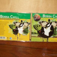 CDs de Música: BOSSA CHILL - CAFE CHILL OUT - LAS MEJORES VERSIONES CHILL BRASILEIRAS - CD. Lote 54770066