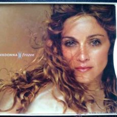 CDs de Música: MADONNA - FROZEN - CD SINGLE DIGIPAK 4 TEMAS. Lote 31403788