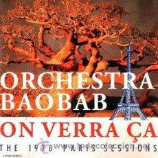 CDs de Música: ORCHESTRA BAOBAB - ON VERRA ÇA (CD, ALBUM). Lote 54775914