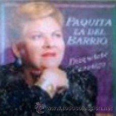 CDs de Música: PAQUITA LA DEL BARRIO - DESQUÍTATE CONMIGO (CD, ALBUM). Lote 54776072