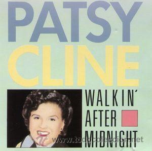 PATSY CLINE - WALKIN' AFTER MIDNIGHT (CD, COMP) (Música - CD's Country y Folk)