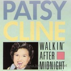 CDs de Música: PATSY CLINE - WALKIN' AFTER MIDNIGHT (CD, COMP). Lote 54776097