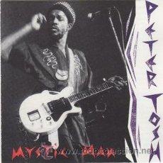 CDs de Música: PETER TOSH - MYSTIC MAN (CD, ALBUM, RE). Lote 54776612