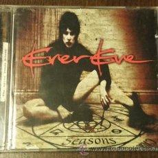 CDs de Música: EVEREVE – SEASONS (NUCLEAR BLAST, 1996). Lote 54800842