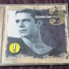 CDs de Música: CD-ALEJANDRO SANZ-ALEJANDRO SANZ 1995-LA FUERZA DEL CORAZON. Lote 54803133