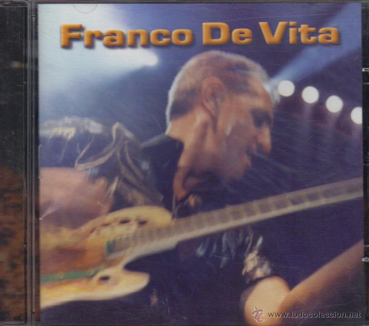 FRANCO DE VITA-MISMO TITULO 1998 CD ALBUM SPAIN (Música - CD's Latina)