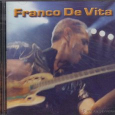 CDs de Música: FRANCO DE VITA-MISMO TITULO 1998 CD ALBUM SPAIN. Lote 54803225