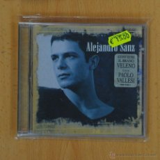 CDs de Música: ALEJANDRO SANZ - ALEJANDRO SANZ - CD. Lote 54805701