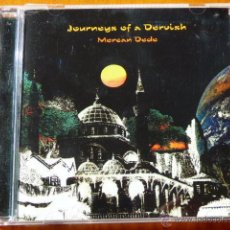 CDs de Música: MERCAN DEDE - JOURNEYS OF A DERVISH - 1999 - CD. Lote 54805738