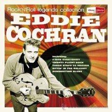 CDs de Música: EDDIE COCHRAN-ROCK N ROLL LEGENDS,CD PRECINTADO. Lote 54808413