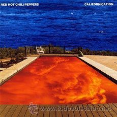 CDs de Música: RED HOT CHILI PEPPERS - CALIFORNICATION (CD, ALBUM). Lote 54825916