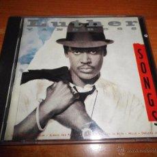 CDs de Música: LUTHER VANDROSS SONGS CD ALBUM AUSTRIA DEL AÑO 1994 CONTIENE 13 TEMAS DUO MARIAH CAREY. Lote 54829810