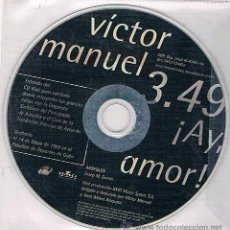 CDs de Música: CD SINGLE VICTOR MANUEL. Lote 54829877