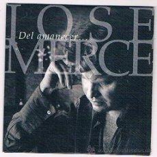 CD SINGLE JOSE MERCE