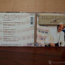 CDs de Música: RICHARD CLAYDERMAN - ROMANTIC - CD. Lote 54830836