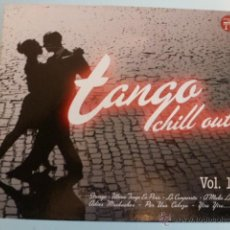 CDs de Música: CD TANGO CHILL OUT VOL 1. Lote 54836993