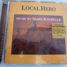 CDs de Música: CD LOCAL HERO. MARK KNOPFLER. Lote 54837150