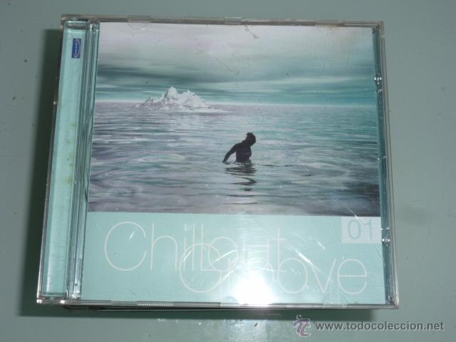 CD CHILL OUT GROOVE 01 (Música - CD's New age)