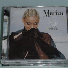 CDs de Música: DOBLE CD MARIZA FADO EM MIM. Lote 54837496