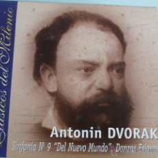 CDs de Música: CD ANTONIN DVORAK. Lote 54840356
