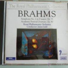 CDs de Música: CD BRAHMS. Lote 54840527