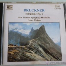 CDs de Música: CD BRUCKNER.SINFONIA Nº 6. NAXOS. Lote 54840551