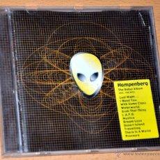 CDs de Música: HAMPENBERG - THE DEBUT ALBUM - CD ALBUM - 12 TRACKS - POLYDOR DENMARK - AÑO 1999. Lote 54846327